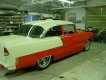 55 Chev 2 Door Sedan Project Car